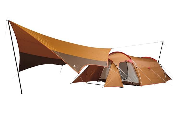 snow peak entry pack tt tent set