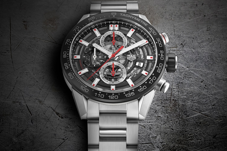 tag heuer 01 watch