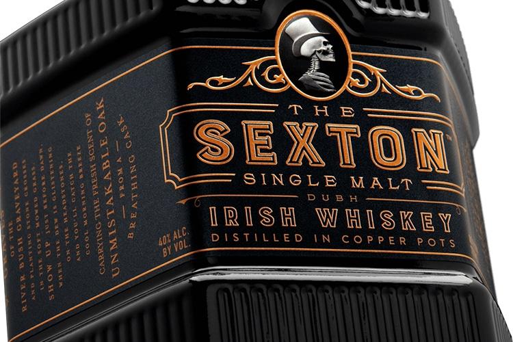 black sextion irish whisky