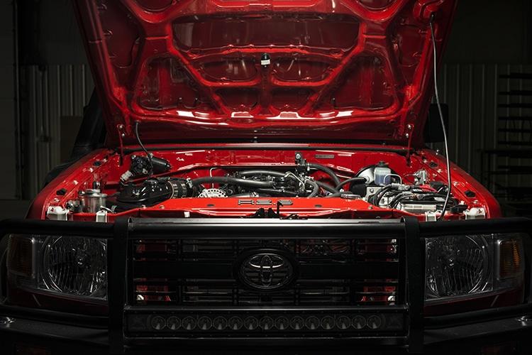 toyota custom 79 pickup engine