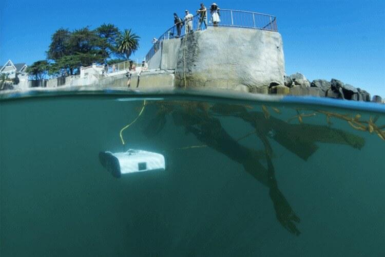 Trident Underwater Drone 3