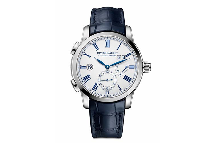 the wind up classic dual time enamel