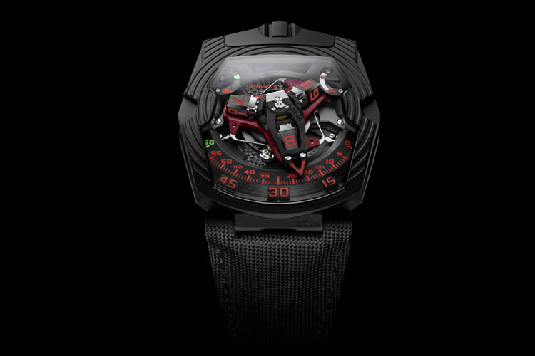 urwerk ur 210 royal hawk
