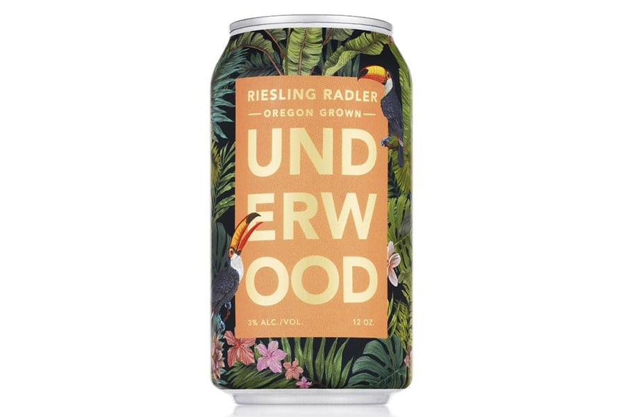 can underwood riesling