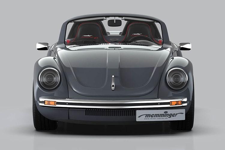 vw beetle roadster 2.8 front side
