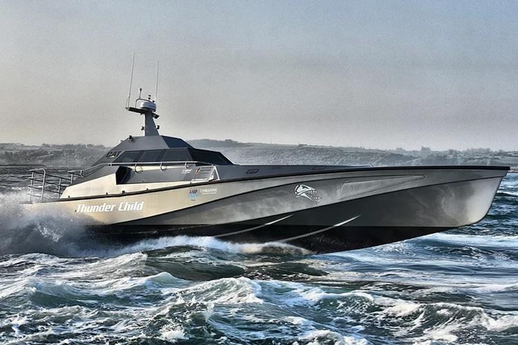 safehaven marine xsv 17 thunder child high speed