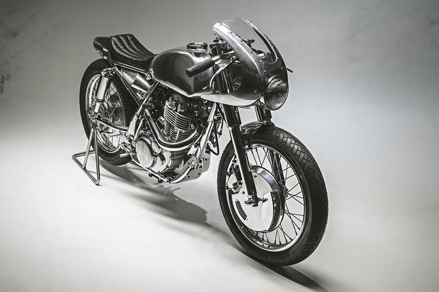 yamaha sr400 motorcycle released
