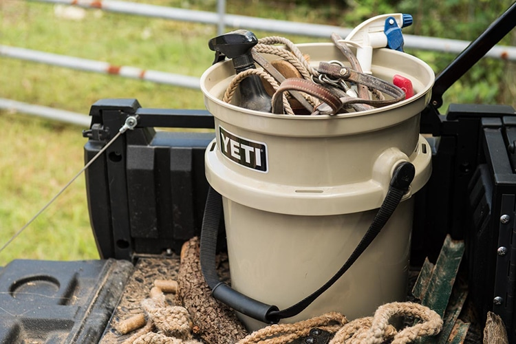 yeti moves beyond coolers with the yeti bucket