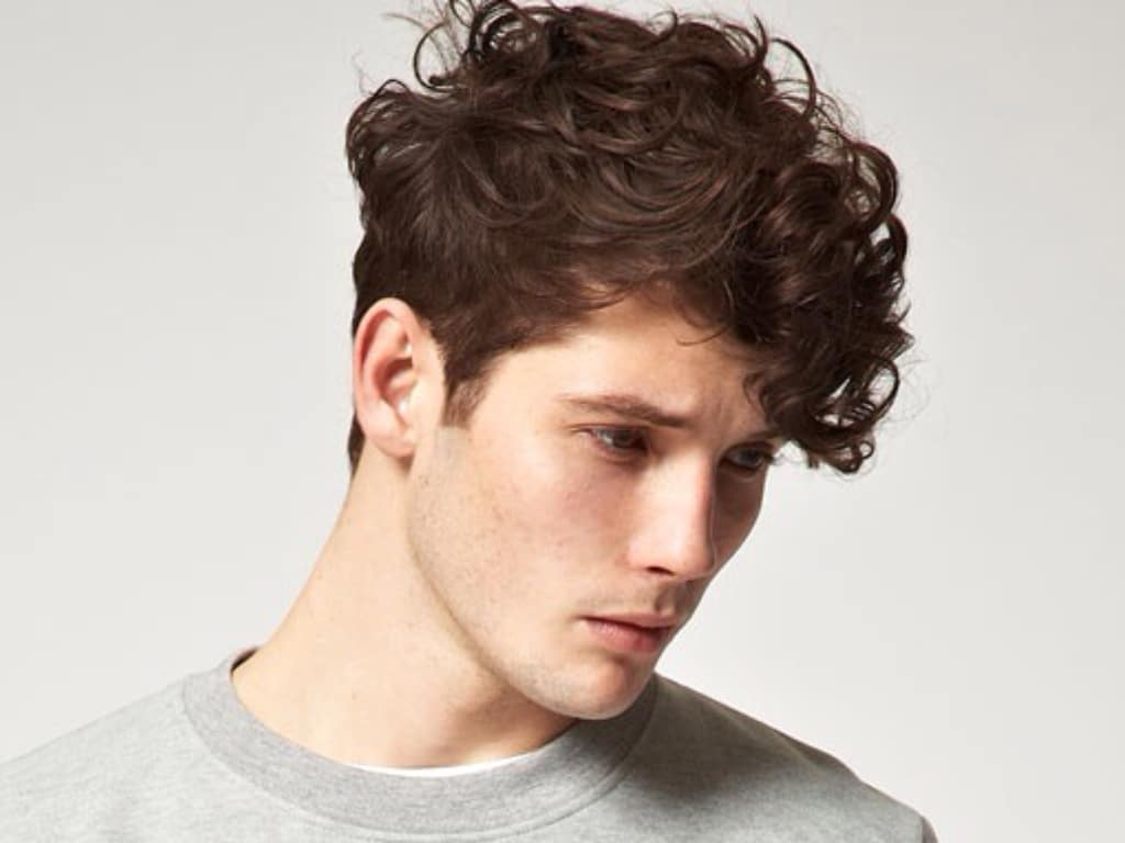5 Best Curly Hair Styles For Men Man Of Many