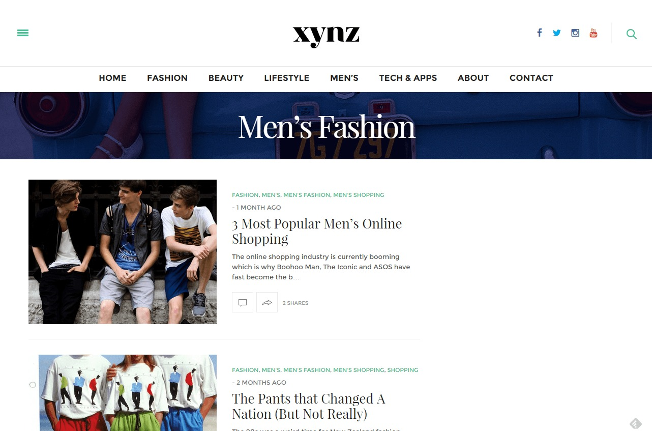 Fashion Men s Men s Fashion Men s Shopping XYNZ Magazine Young New Zealander s Guide to Fashion Beauty Lifestyle and Technology
