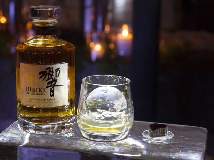 Suntory Whisky Launches Hibiki Japanese Harmony