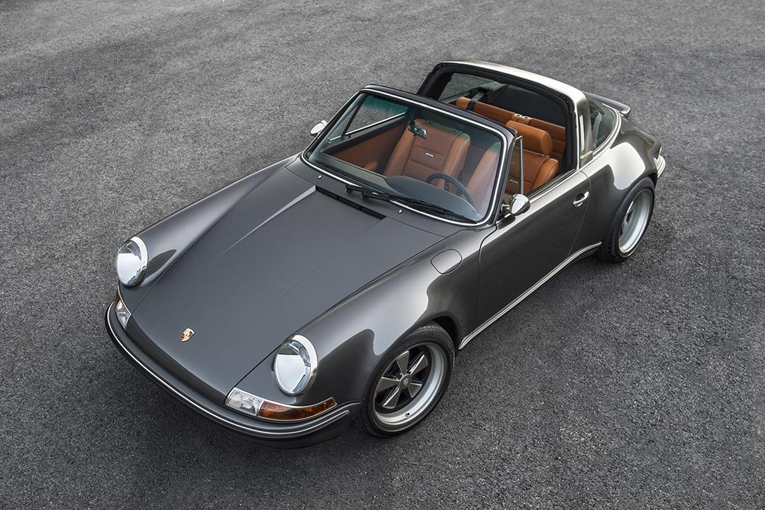 Porsche 911 Targa by Singer