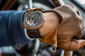 sevenfriday brand new watch