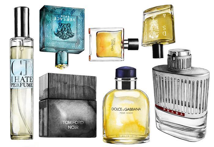 different signature scent