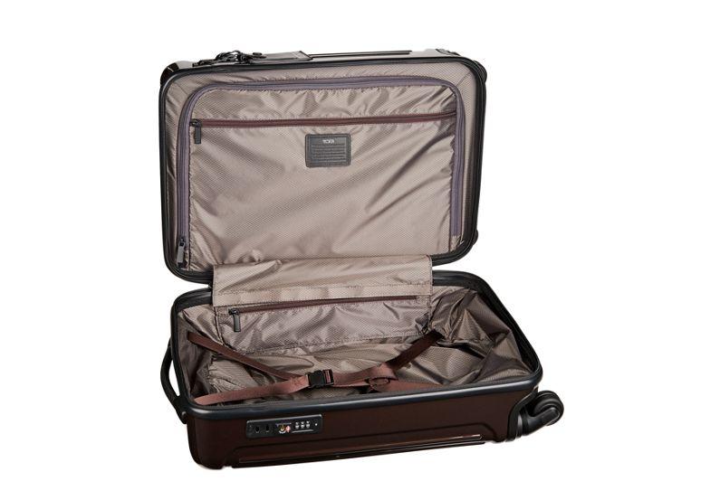 tumi vapor lite luggage inside