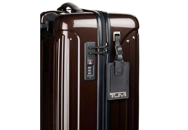 tumi vapor lite luggage locker