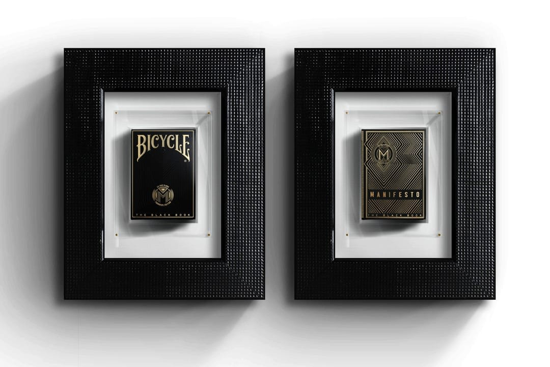 bicycle playing cards box