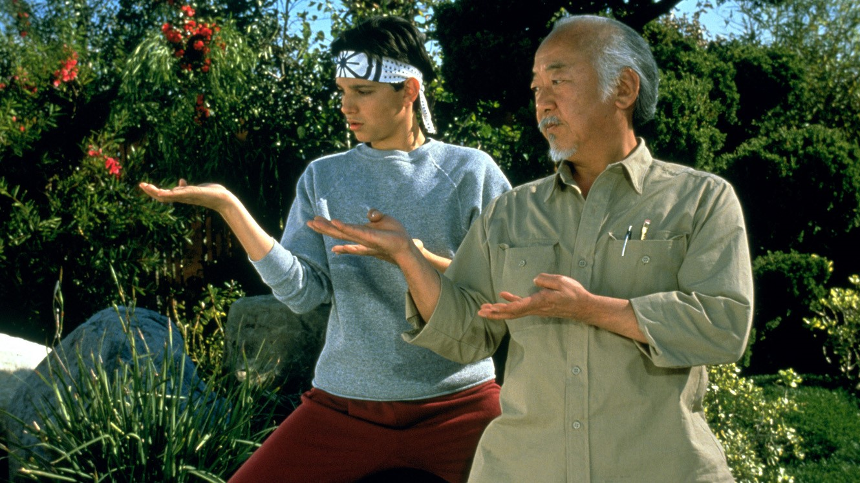 karate kid introduced martial arts