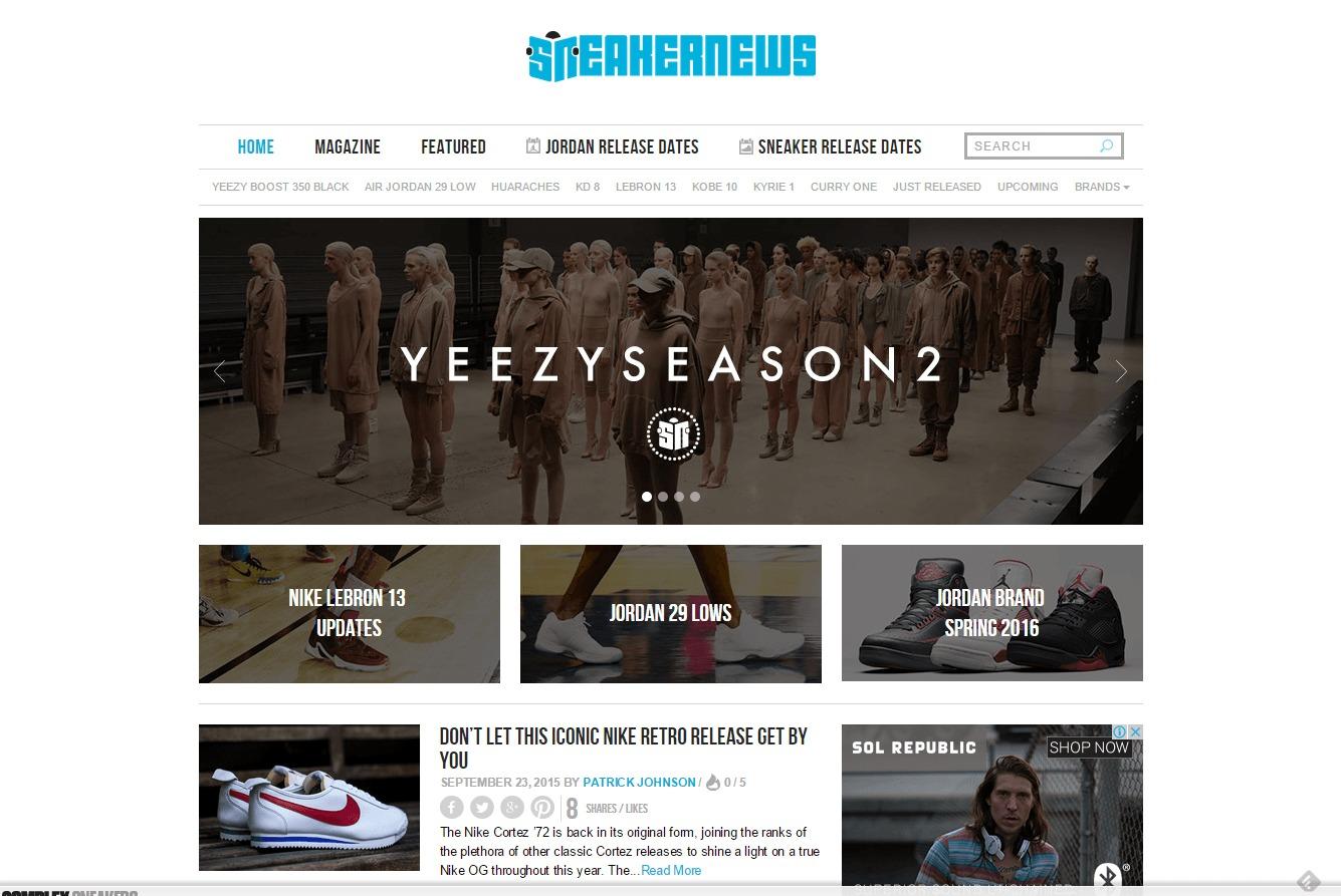 sneaker new blogs shoe