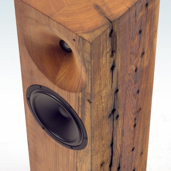 fern and roby beam speaker top and angle