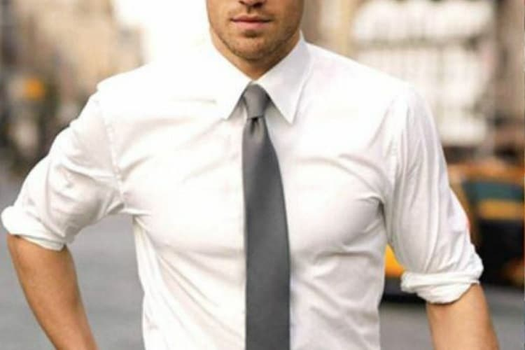 How To Roll Up Your Sleeves Properly Man Of Many