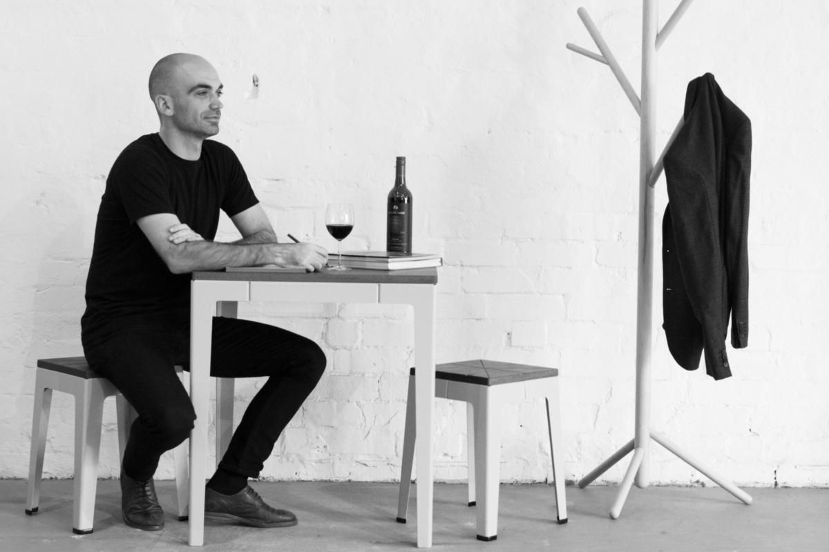 designing furniture with nick karlovasitis