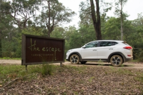 glamping luxury meets nature car