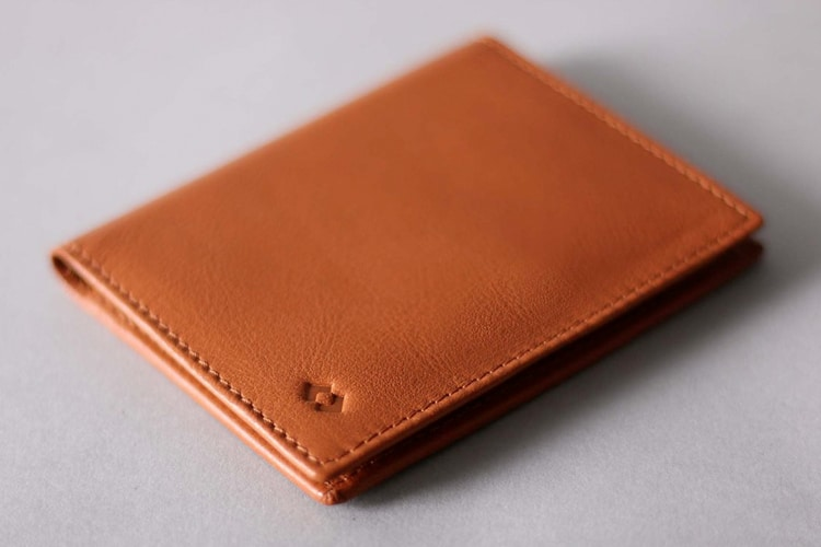 harber london minimalist wallet