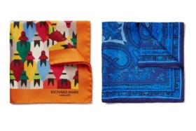 designer pocket square brands