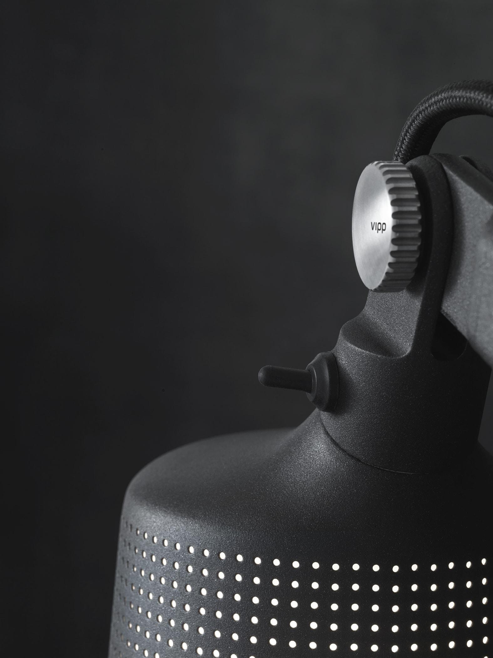 vipp lamp detail low