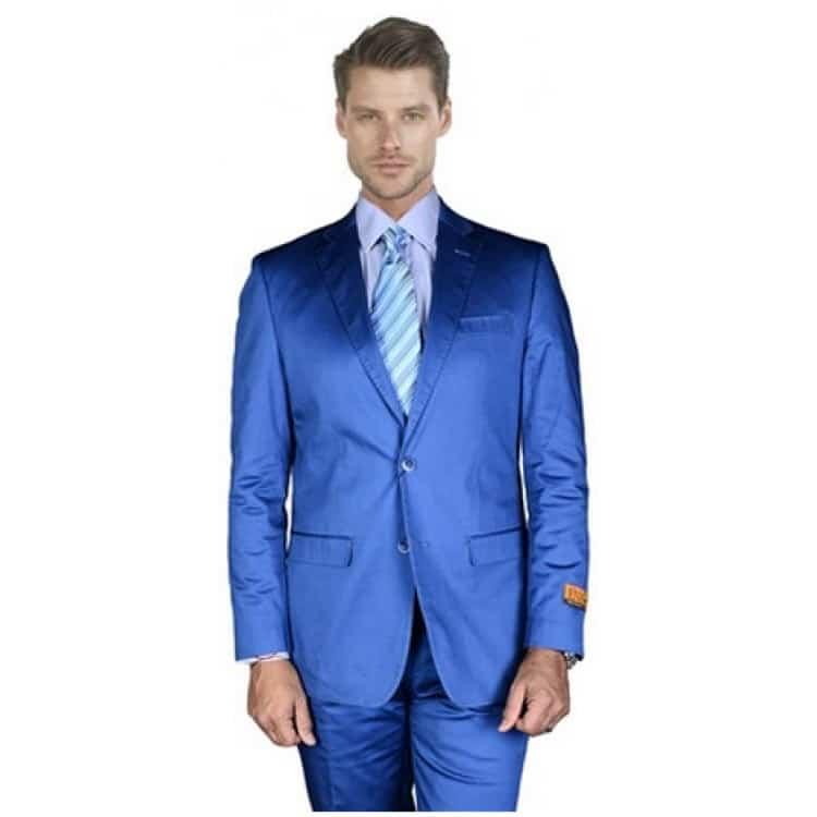 european suit wear stand men