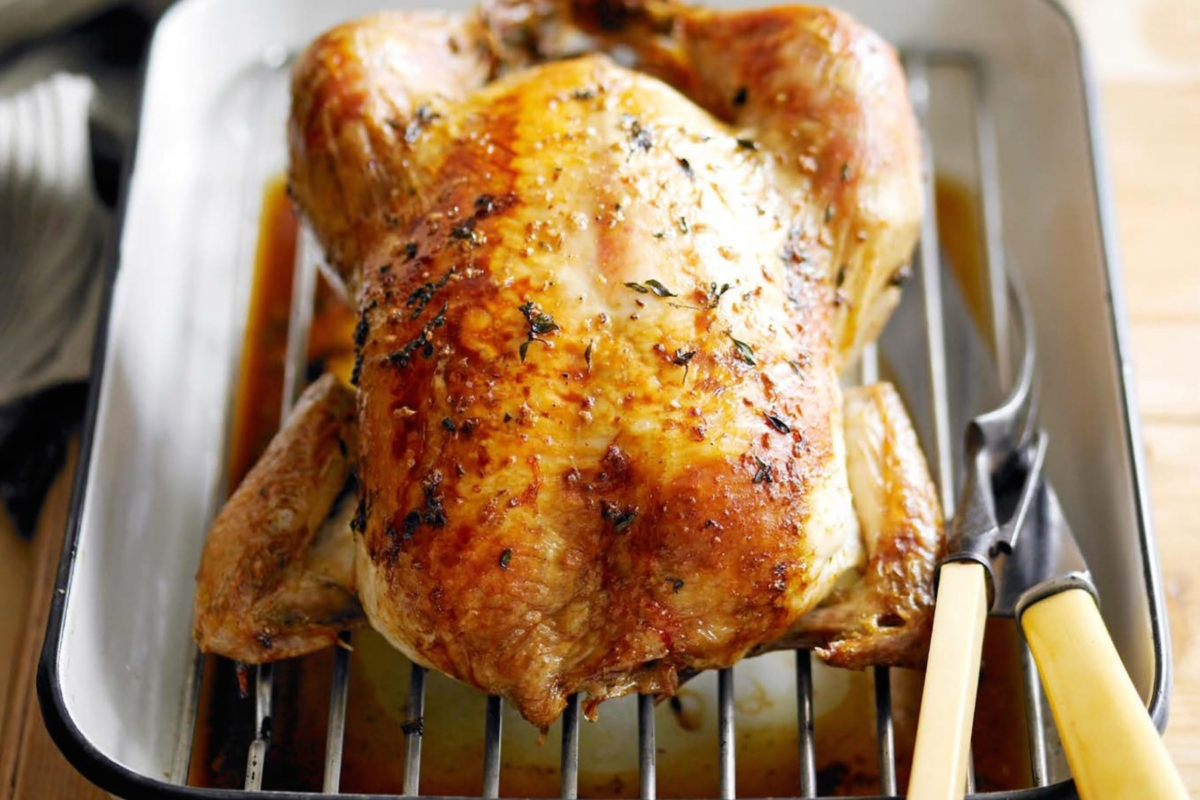christmas recipe beer can chicken