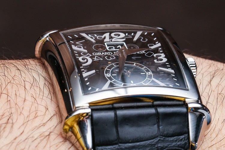girard perregaux vintage 1945 xxl date and moon phases
