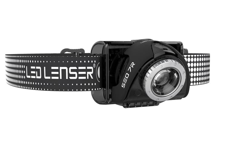 LED Lenser SEO 7R