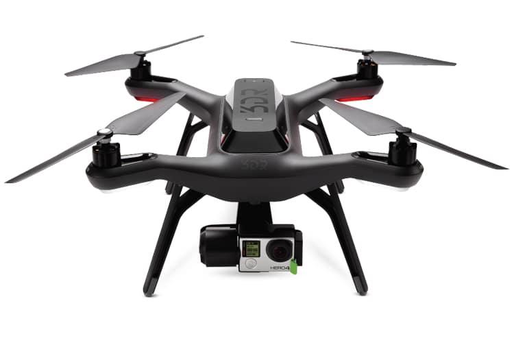 3dr solo drone camera