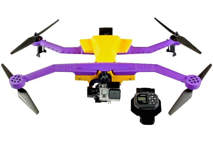 airdog drone camera top
