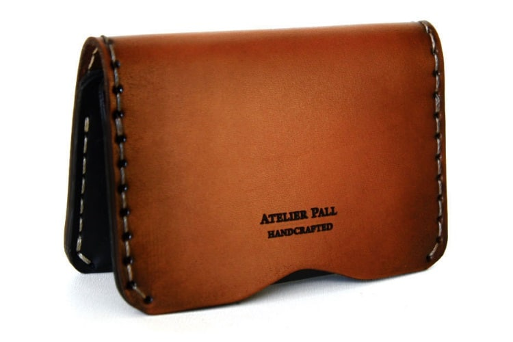 Atelier Pall Slim Fold Wallet