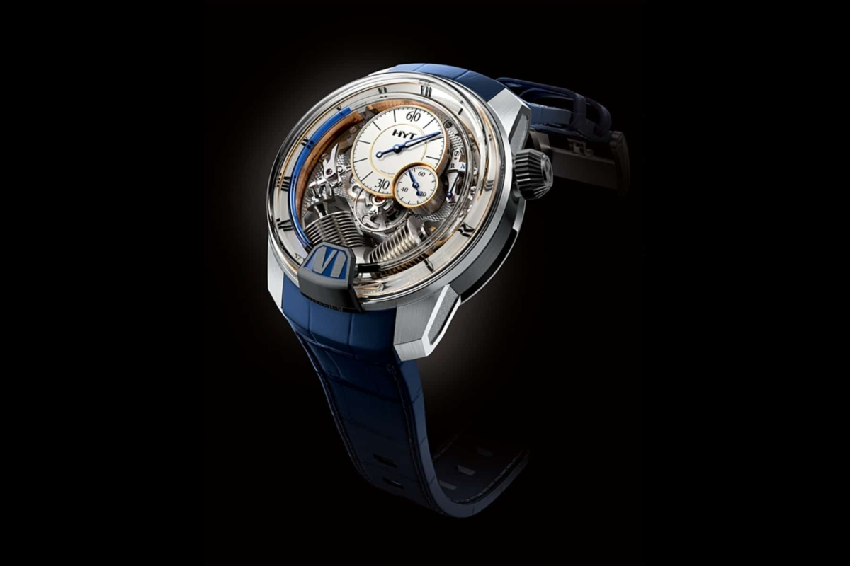 hyt new h2 tradition watch