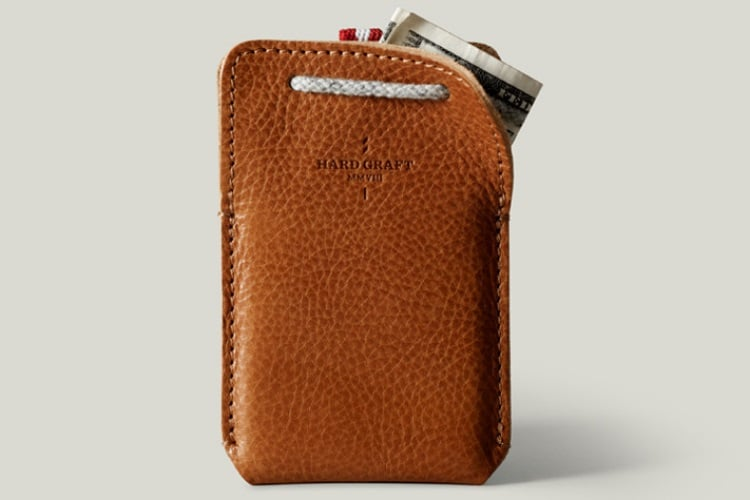 Hard Graft Draw Card Case Heritage