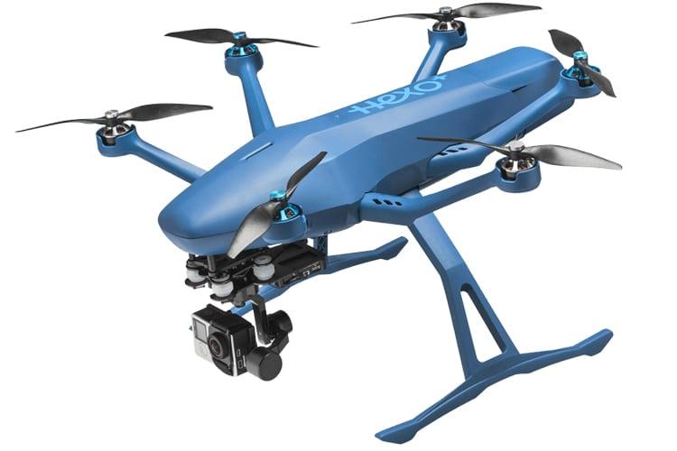 hexo plus drone camera