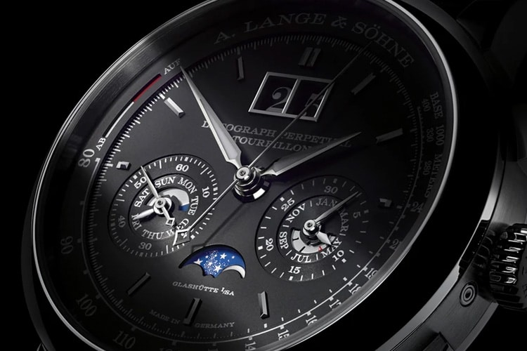 lange and söhne datograph perpetual tourbillon