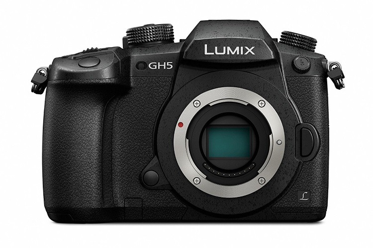 panasonic dc gh5kbody lumix 4k mirrorless ilc camera