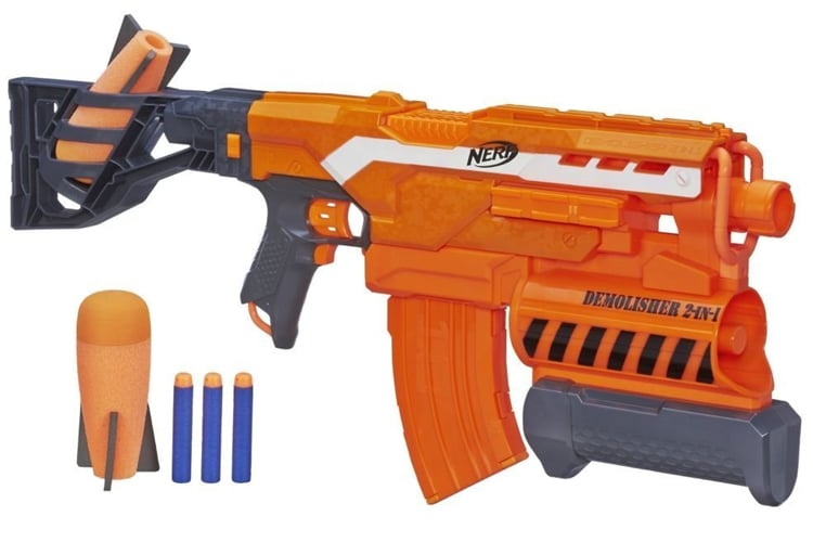 nerf elite 2 in 1 demolisher