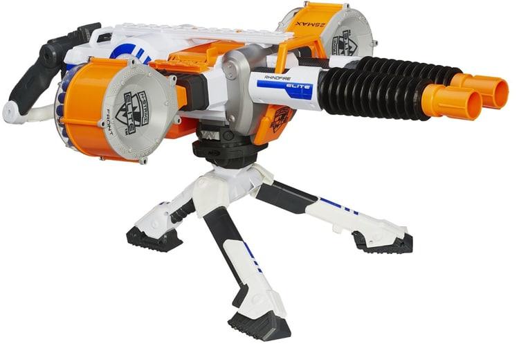 nerf n strike elite rhino fire blaster