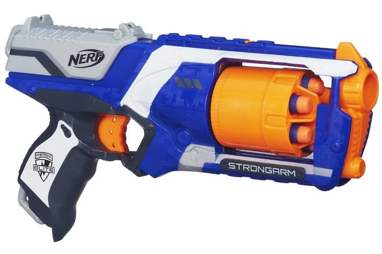 nerf n strike elite- strongarm blaster