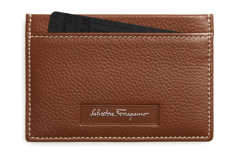 Salvatore Ferragamo 'Manhatten' Card Case
