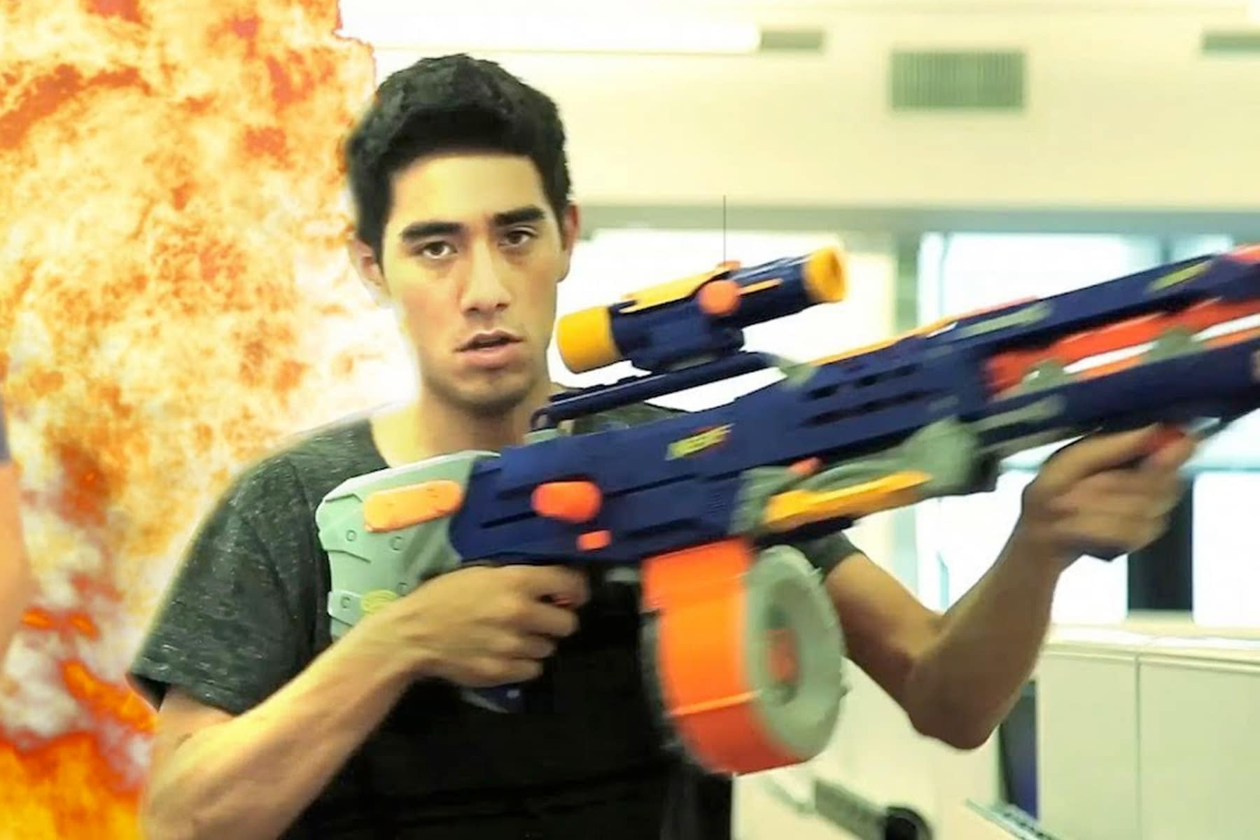 15 Best NERF Guns to Wage Workplace Warfare