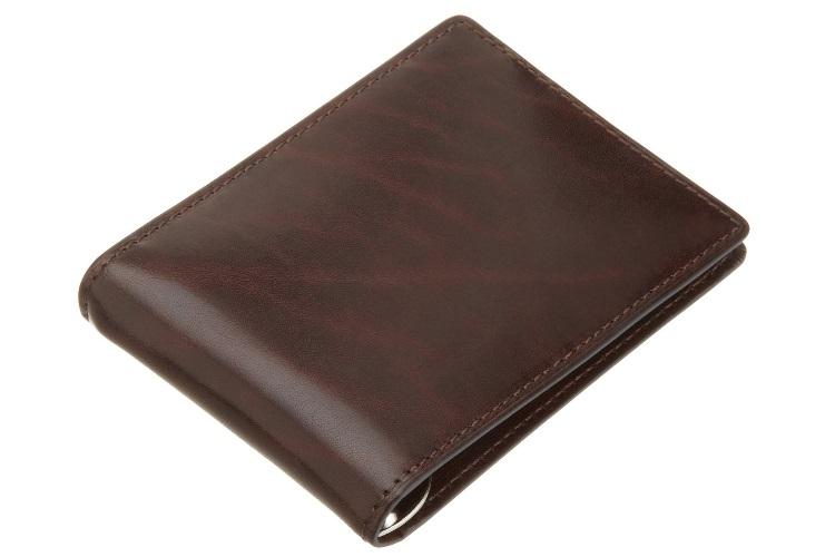 trafalgar cortina money clip wallet