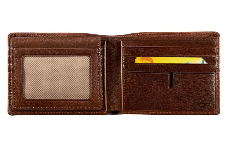 Tumi 'Chambers-Global' Leather Passcase Wallet