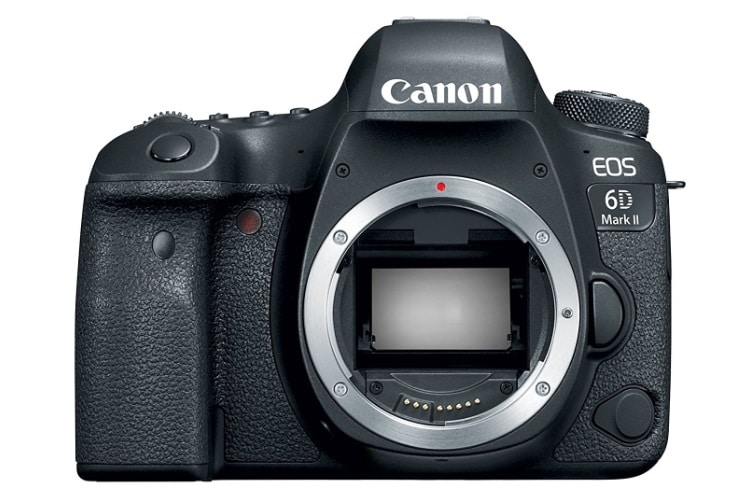 canon eos mark ii digital slr camera body